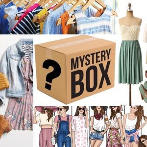 Mystery CLOTHES Box